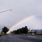 7月8日 虹がたくさん見られた日