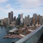 シドニーの高層ビル群