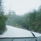7月10日 いきなり降ってきた雹!