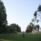 島の西側にあるキャラバンパーク Western KI Caravan Park