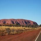 巨大な一枚岩