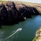 ニトミルク国立公園の中にある壮大な渓谷