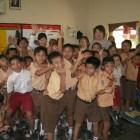 シガラジャの小学校