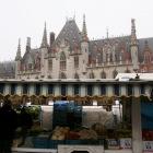 マルクト広場の朝市