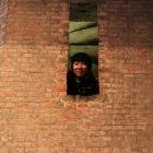 鐘楼の中で和田さん