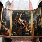 ルーベンスの3連祭壇画
