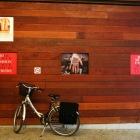モード博物館の入り口