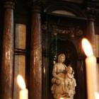 ミケランジェロの聖母子像