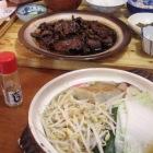 久しぶりの和食