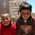 ウユニの子どもたち