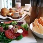 シャングリラ上海ホテルは朝食ビッフェが有名