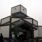 外観だけ見に行った蘇州博物館