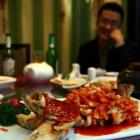蘇州名物 松鼠桂魚