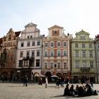 旧市街広場の周辺の建物