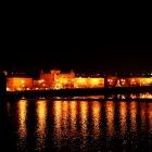 カレル橋からの夜景