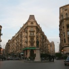 カイロの街角
