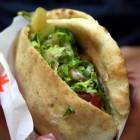エジプトのサンドイッチ