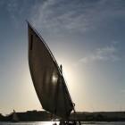 帆掛け船のフルーカ