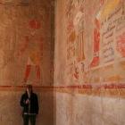 内部の壁画