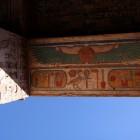 天井のレリーフ