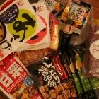 日本からの救援物資