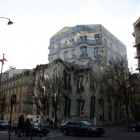 George V通りにあった建物