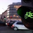 自転車の専用信号