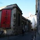 マレ地区にあるピカソ美術館