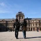ルーブルの方形広場
