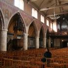 サン・レオナール教会にて