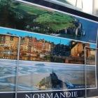 ノルマンディを代表する3つの街