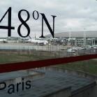 約1年ぶりのシャルル・ド・ゴール空港