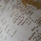 パリから約580km離れているニーム(Nimes)