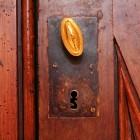 裁判所のあるドア
