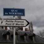 世界遺産のプティット・フランス