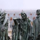 ロダンのカレーの市民像