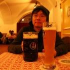 これが1リットルのビール