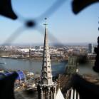 南塔から見た景色