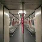 香港の電車