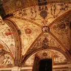 ヴェッキオ宮殿の天井