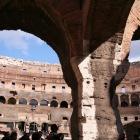 コロッセオのアーチ