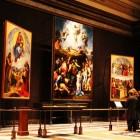 ラファエッロの「キリストの変容」