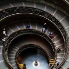 二重らせん階段