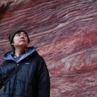 エドディル周辺の岩