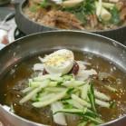 大好きな水冷麺