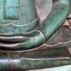 仏像の手足