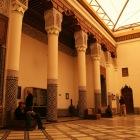 マラケシュ博物館の内部4