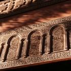 幾何学模様のきれいな装飾