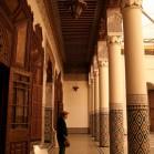 マラケシュ博物館の内部1
