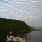 朝5時のフェワ湖